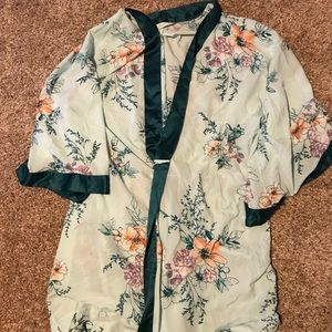 Other - Soma Silky Robe L/XL